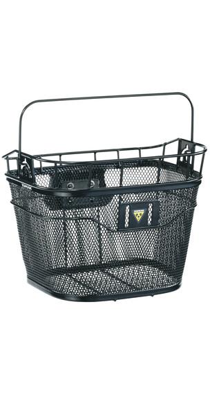 Topeak Basket pyöräkori eteen , musta